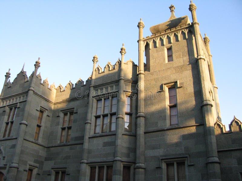 Große Architektur von Vorfahren stockbild