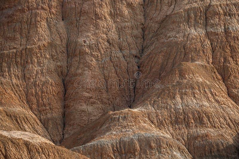 Große bunte Berge in China stockfoto