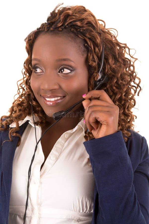 Große Geschäftsfrau lizenzfreies stockfoto