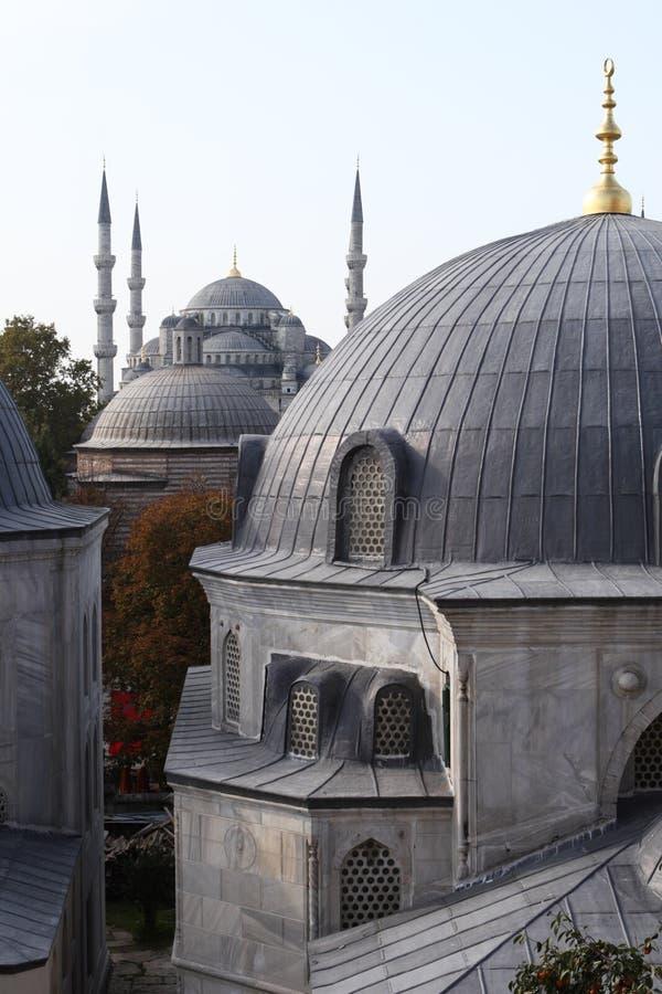 Große Moscheen stockfotos