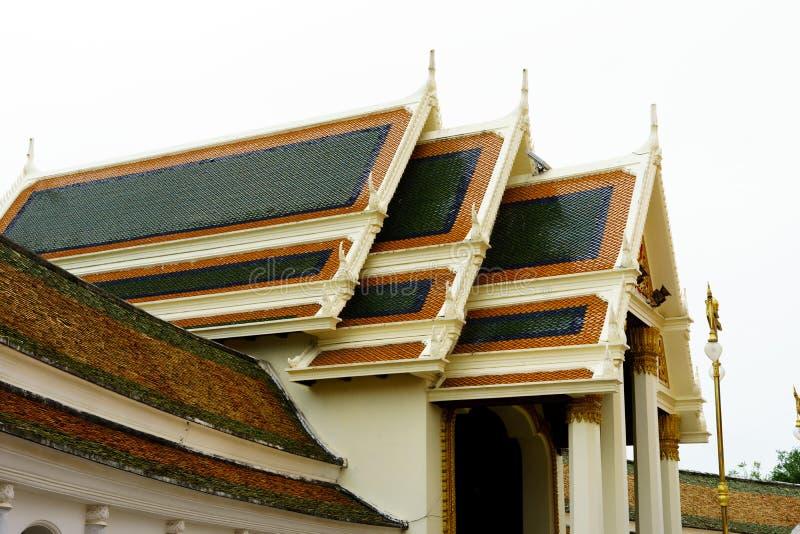Große Pagode Phra Pathom Chedi, Nakhon- Pathomprovinz, Thailand lizenzfreie stockfotografie