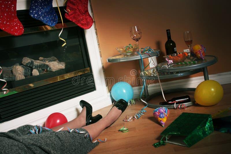 Große Party lizenzfreies stockfoto