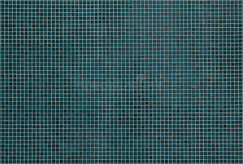 Große quadratische nahtlose Beschaffenheit von Mosaikfliesen stockfotografie