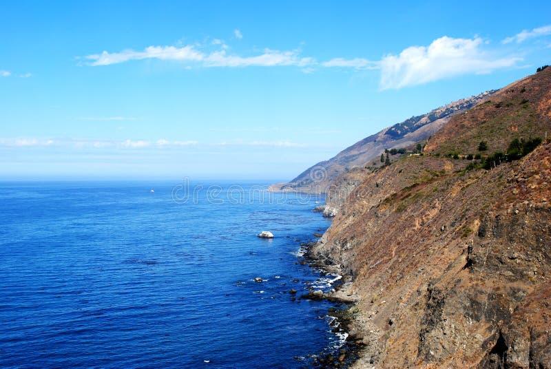 Große Sur Küste stockfotos