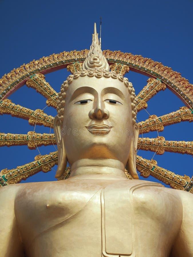 Großer Buddha stockbild