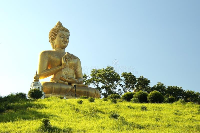 Großer Buddha lizenzfreie stockfotos