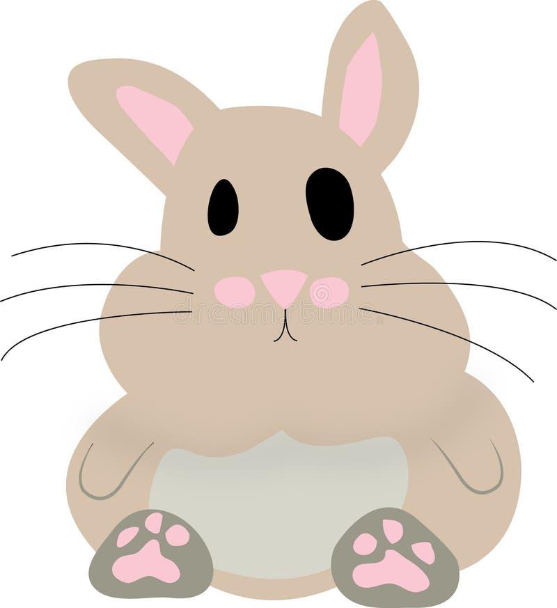 Großer Bunny Plopers stockbilder