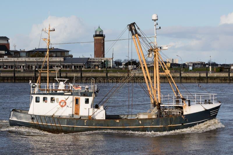 Großer Fang von Fischen im Leibeigener lizenzfreie stockfotos