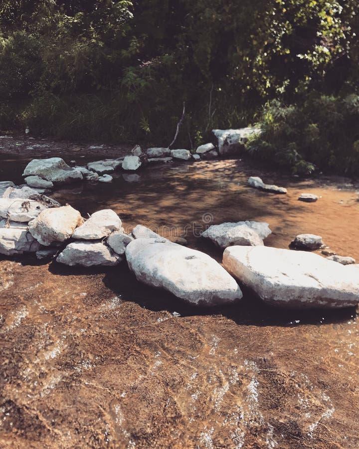 Großer Felsen-Park stockfotografie