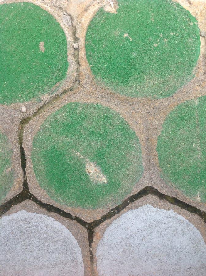 Großer Grünstreifen stockfotografie