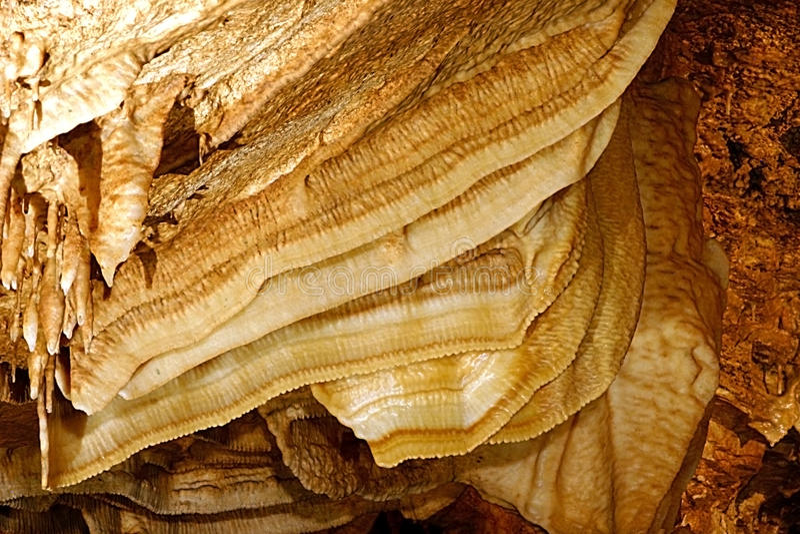Großer Höhlen-Speck lizenzfreie stockfotos