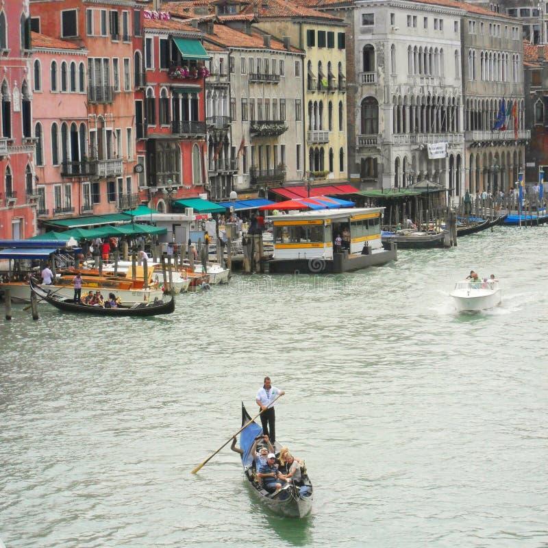 Großer Kanal stockfoto