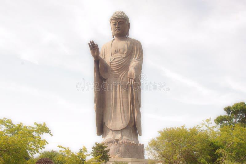 Großer Status Japans Buddha stockbild