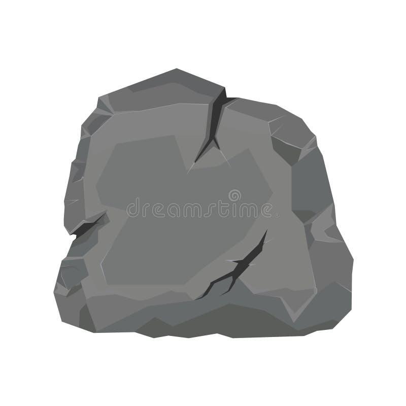 Stein stock abbildung