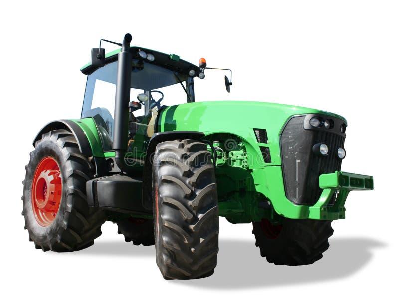 Großer Traktor lizenzfreies stockfoto