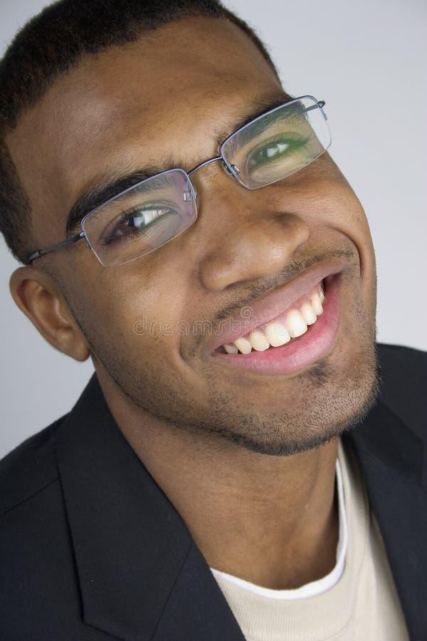 Großes Lächeln Stockfotos