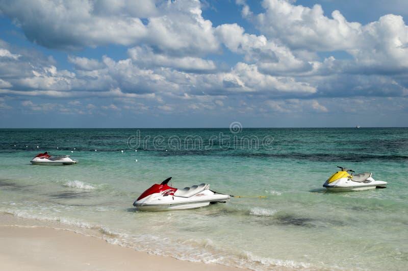 Großartiger Bahama-Insel Taino-Strand stockbilder