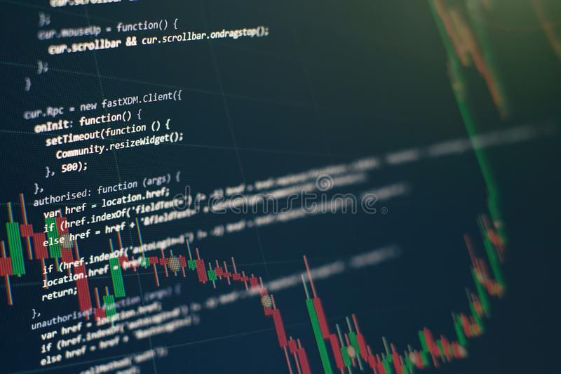 Gro?e Datenspeicherung und Datenverarbeitungsdarstellung der Wolke Altes Papier mit irgendeinem Code lizenzfreies stockfoto