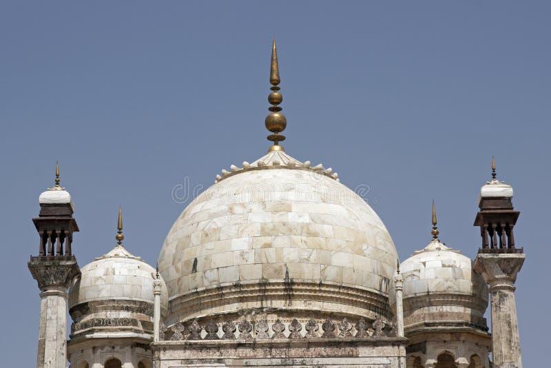 grobowiec islamskiego zdjęcia stock