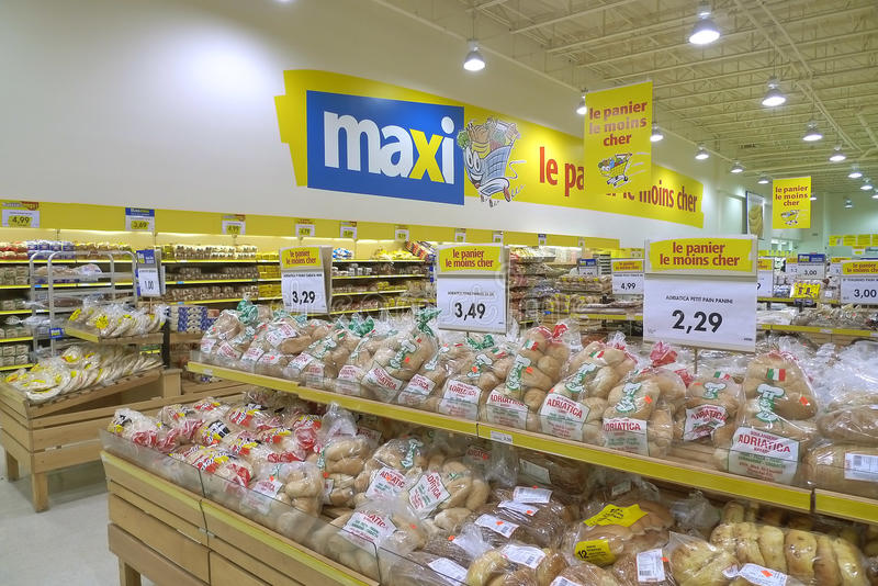 Grocery shop royalty free stock photography