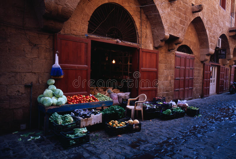 Download Grocery shop editorial photo. Image of mediterranean - 26289676
