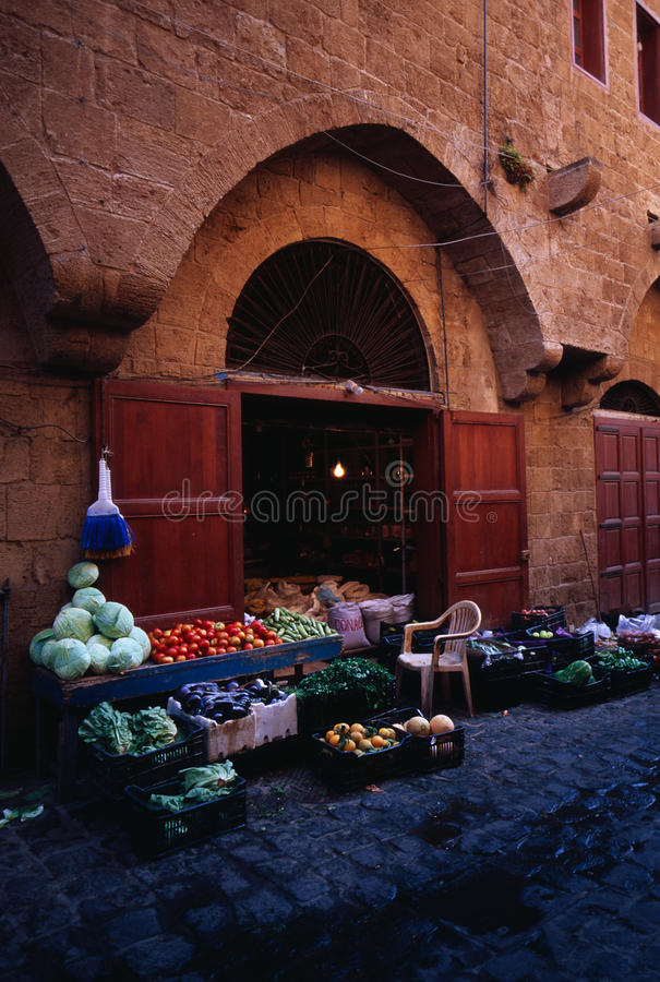 Download Grocery shop editorial image. Image of souk, grocery - 26291350