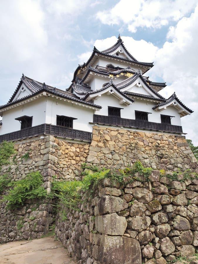 grodowa Hikone prefektura Shiga Japan obrazy stock