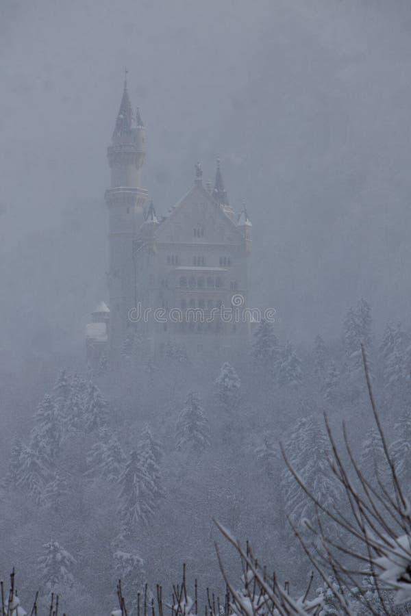 grodowa mgła zdjęcie royalty free