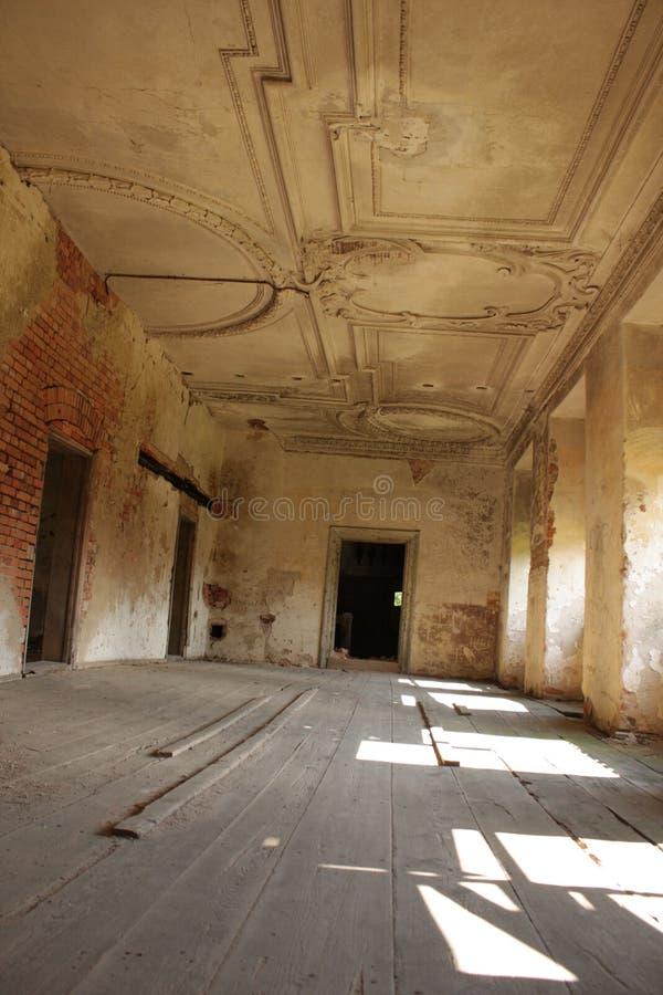 grodowe ruiny obrazy stock