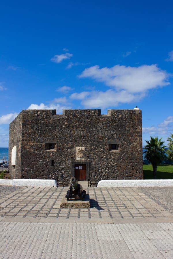 grodowego cruz de losu angeles stary puerto Spain zdjęcie stock