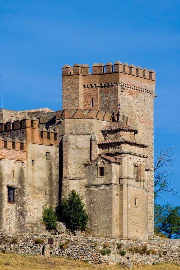grodowy Aracena forteca obrazy stock