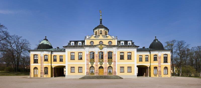 Grodowy belweder w Weimar obraz royalty free