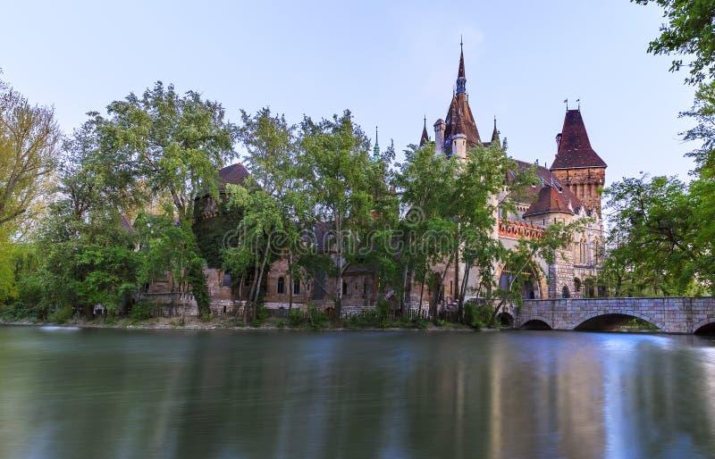 grodowy Budapest vajdahunyad obraz royalty free