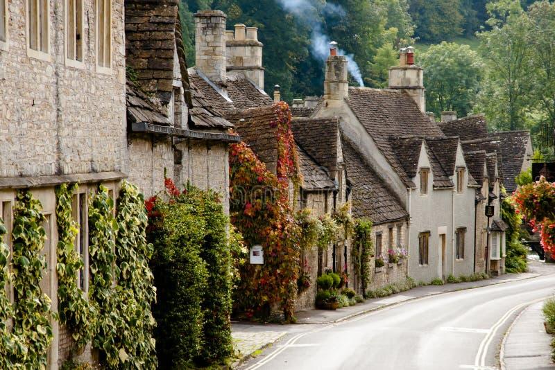 Grodowy Combe, Anglia - obrazy royalty free