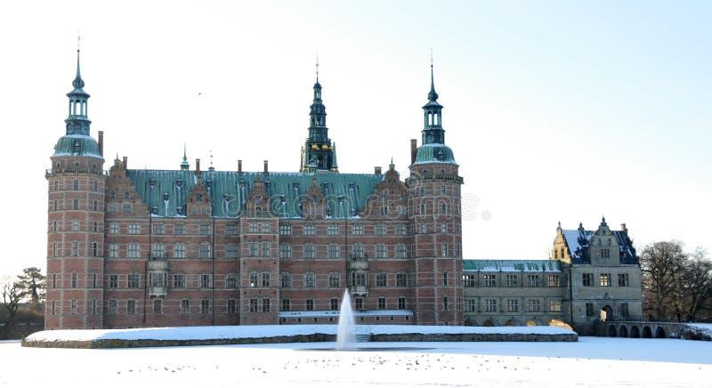 grodowy Denmark Frederiksborg zdjęcia stock