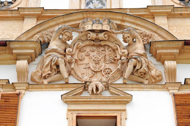 grodowy eggenberg Graz zdjęcia royalty free