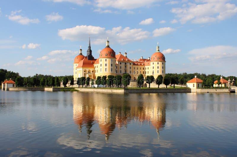 grodowy moritzburg zdjęcie royalty free