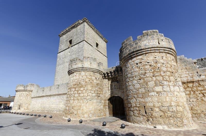 Grodowy Portillo Hiszpania obraz royalty free