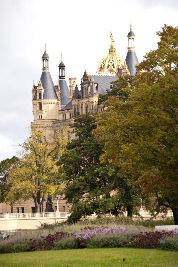 grodowy Schwerin zdjęcia stock