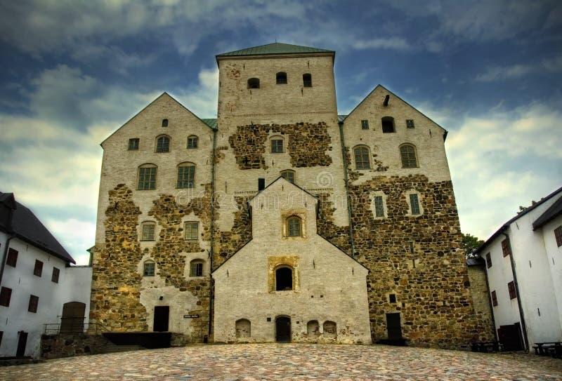 grodowy Turku zdjęcia royalty free