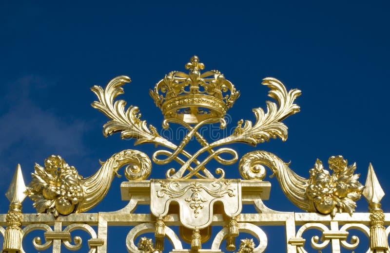 grodowy Versailles obrazy stock