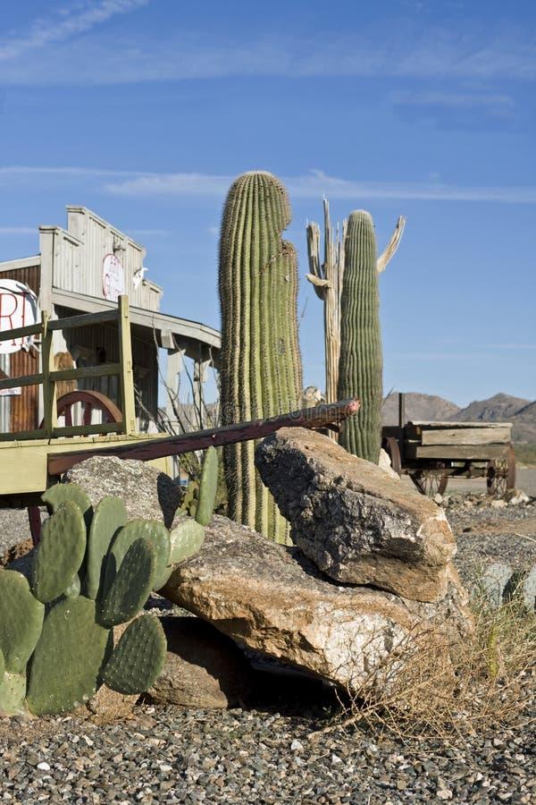 grodzki western zdjęcie stock