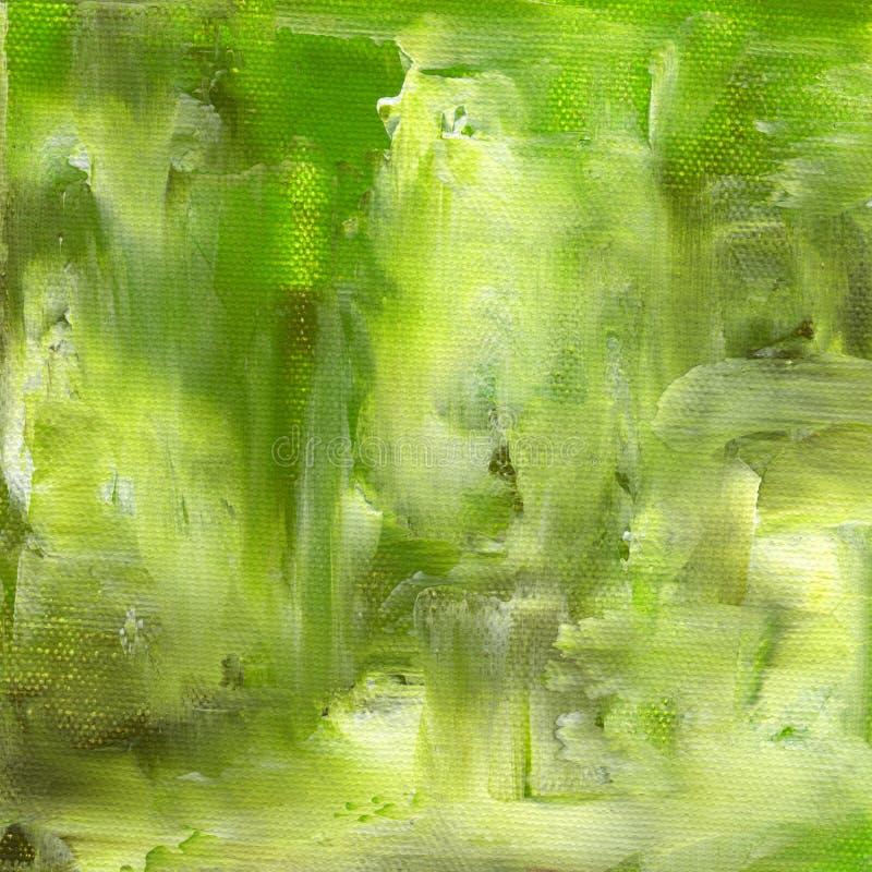 Groen behang vector illustratie
