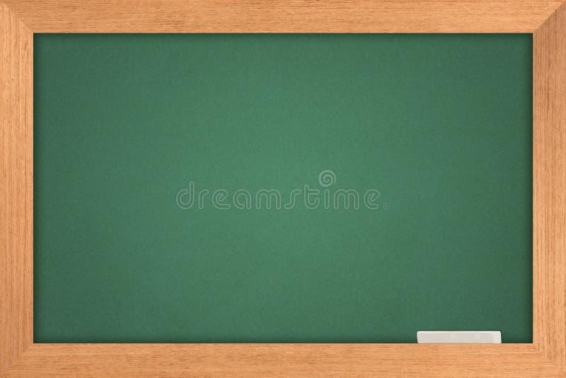 Groen bord stock illustratie