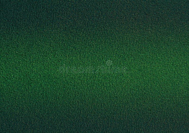 Groen geweven ontwerp als achtergrond voor behang stock afbeelding