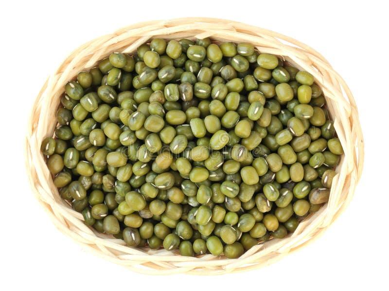 Groen gram stock fotografie