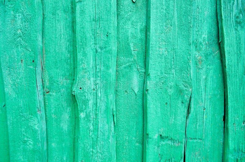 Groen, houten, achtergrond, textuur, oude muur, houten, patroon, verticaal, plank, raad, ruw ontwerp, materieel, paneel, hout, na royalty-vrije stock foto