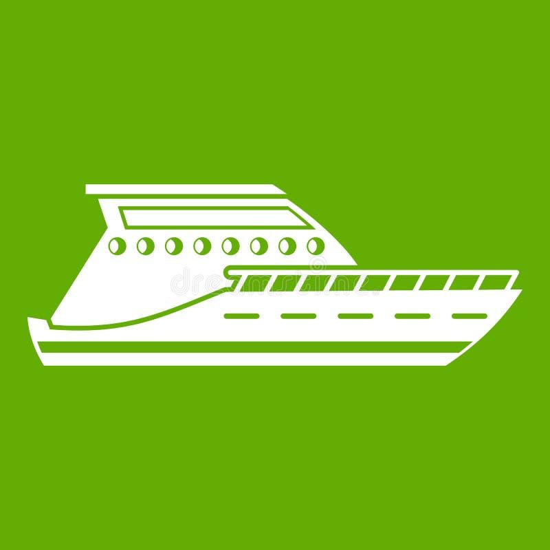 Download Groen jachtpictogram vector illustratie. Illustratie bestaande uit pictogram - 107708025