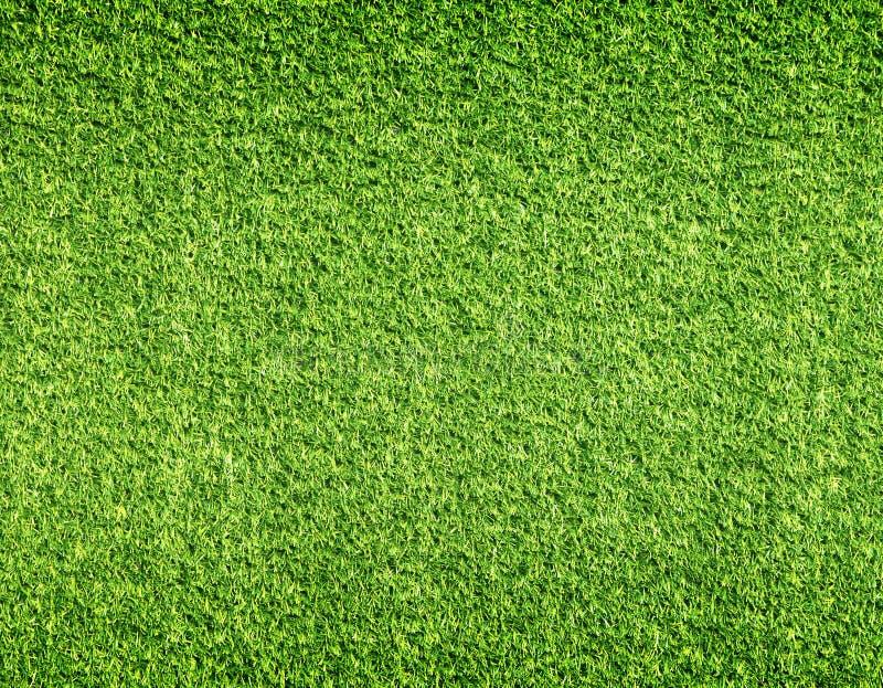 Groen kunstmatig graspatroon royalty-vrije stock afbeeldingen