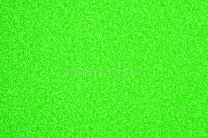 Groen neon stock fotografie